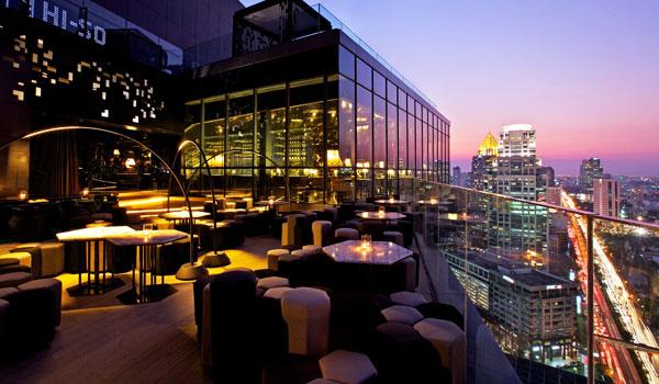 7 temptations daydream hotel luxury in Bangkok Thailand