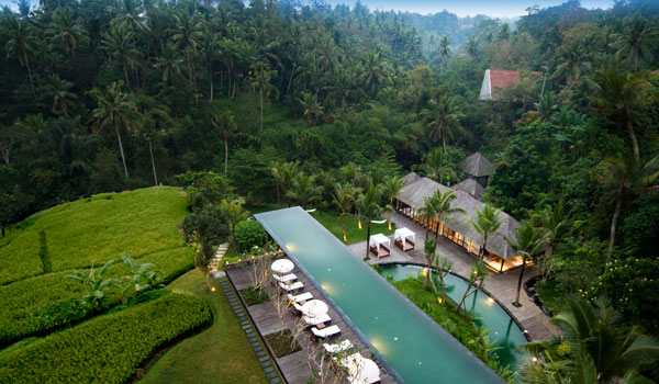 7 temptations daydream hotel luxury in Bali Indonesia