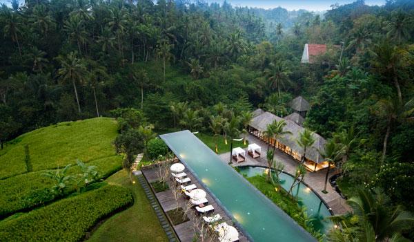 7 temptations daydream hotel luxury in Bali Indonesia