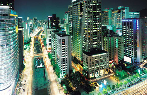 MICE in south korea